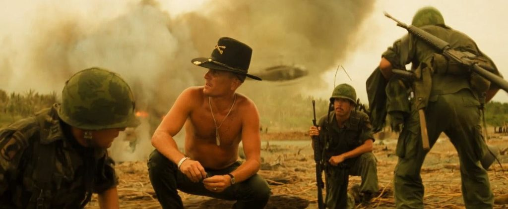 Robert Duvall en Apocalypse Now (1979)