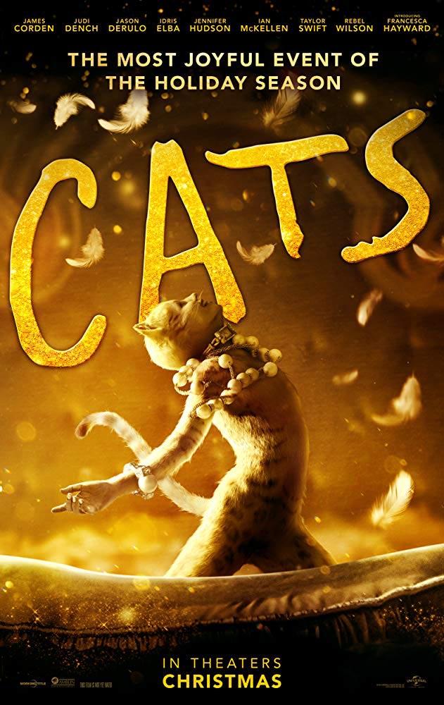cartel de 'Cats' (2019)