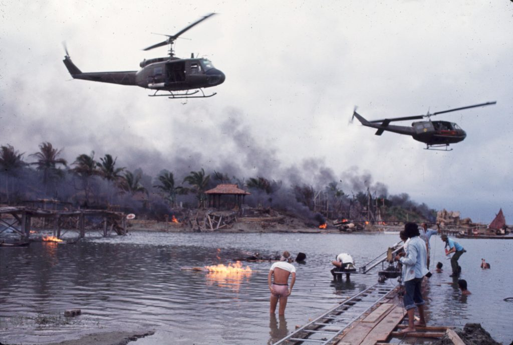 Los helicópteros de Apocalypse Now