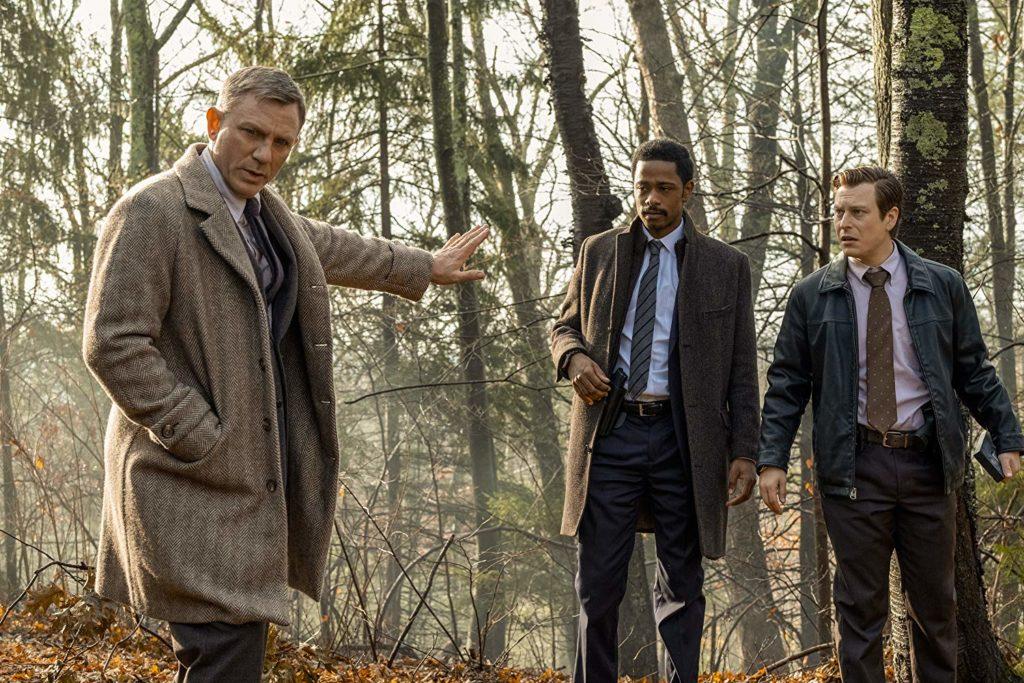 Daniel Craig, Noah Segan y LaKeith Stanfield