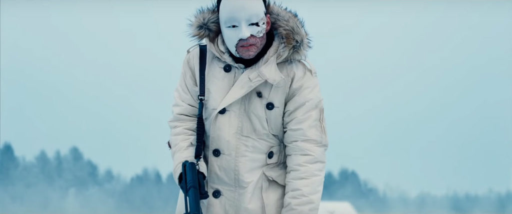 Rami Malek en 'Sin tiempo para morir' (2020)