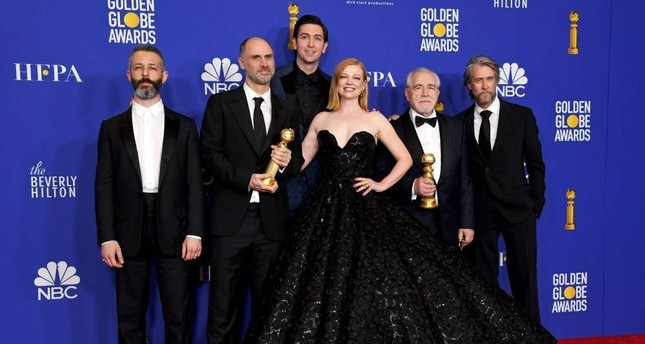 series tv globos de oro 2020
