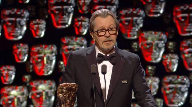 Gary Oldman, Bafta al mejor actor principal