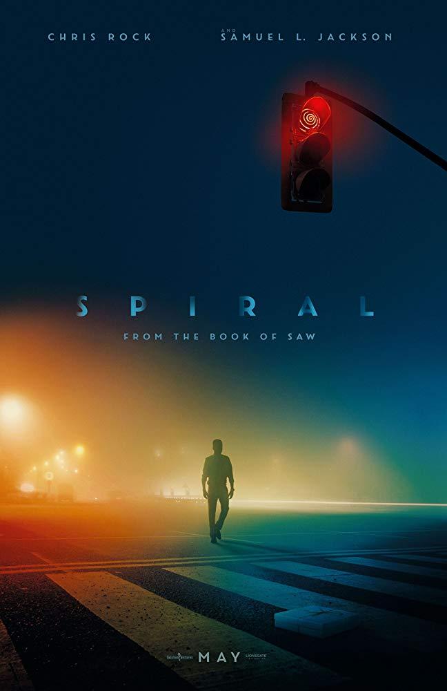 cartel de 'Spiral' (2020)