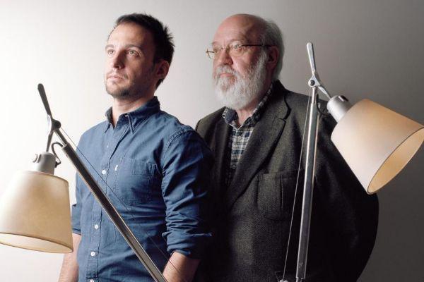 Jose Luis Cuerda y Alejandro Amenábar
