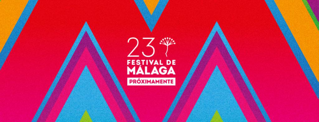 Cartel Festival de Malaga 2020