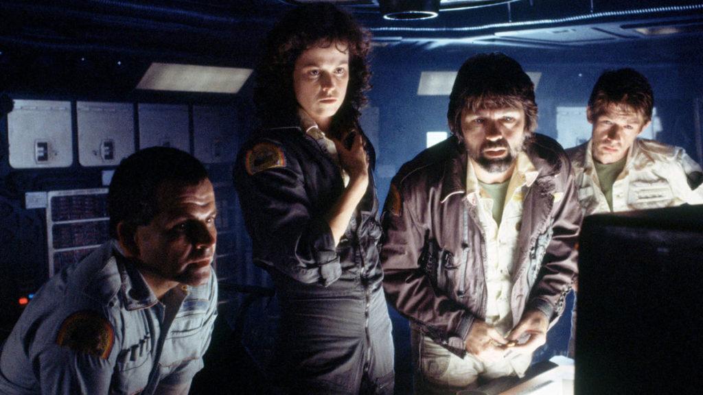 Elenco de Alien: el Octavo Pasajero de Ridley Scott