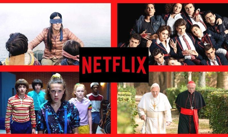 Películas y series gratis que puedes ver en Netflix sin registro