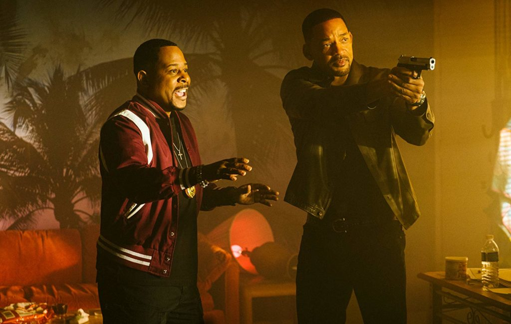 Martin Lawrence y Will Smith en Bad Boys for Life