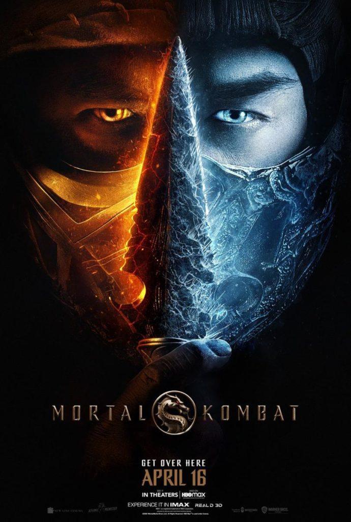 Cartel de Mortal Kombat (2021)