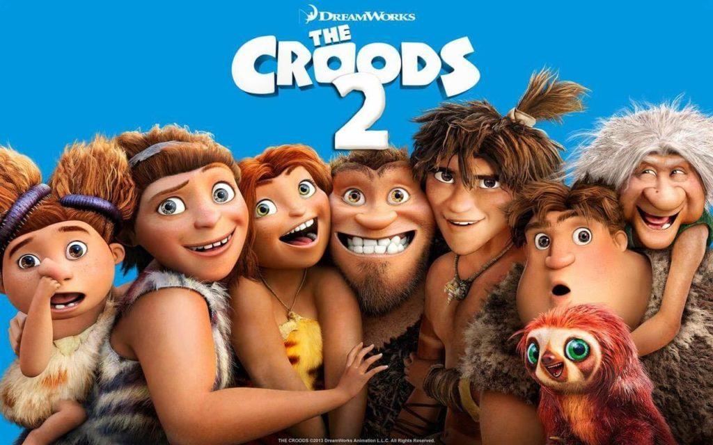 Poster de Los Croods 2