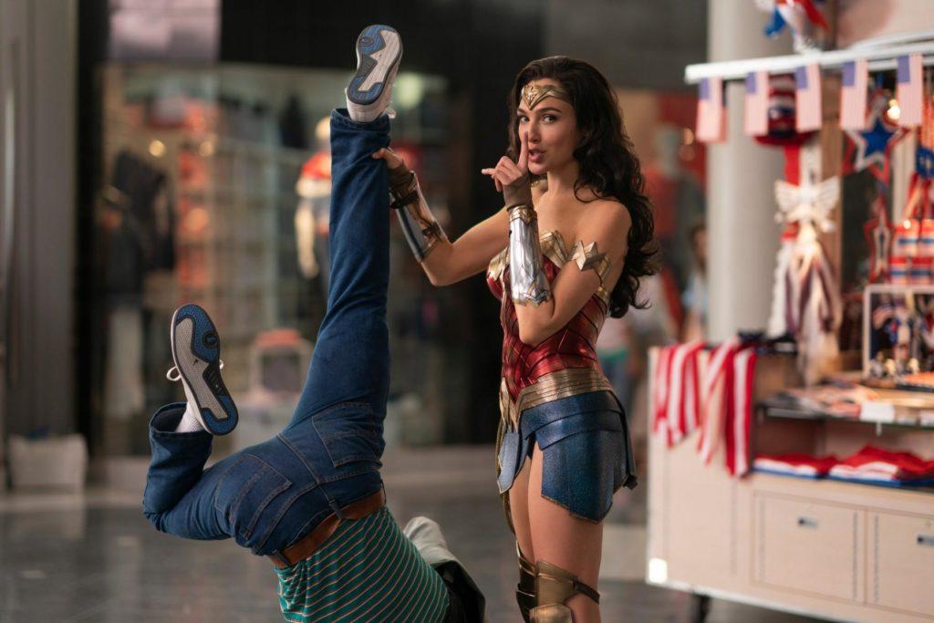 Gal Gadot en Wonder Woman 84